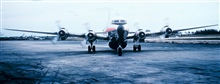 Weather Bureau DC-6 preparing for mission