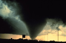 Project Vortex.The Dimmitt Tornado.