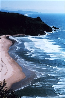 Cascade Head near Lincoln City.