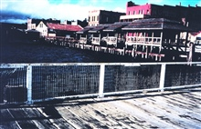 The waterfront at Port Townsend