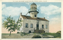 Upper Point Loma Lighthouse