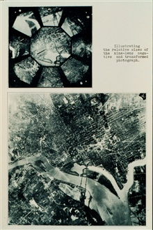 Nine-lens photograph and composite image of Washington, D.C.