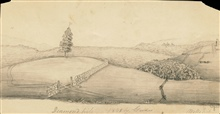 View of Diamond Hill by Ferdinand Gerdes.