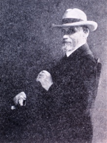 Dr. Isaac Monroe Cline, meteorologist in charge at Galveston during the 1900Galveston Hurricane, meteorologist in charge at New Orleans during the greatMississippi River flood of 1927, and author of Tropical Cyclones.