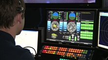 Seirios and Little Hercules control console