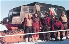 The Minnesota Camp to Byrd Station traverse crew
