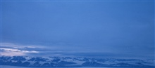 The Transantarctic Range as seen while flying to South Pole Station