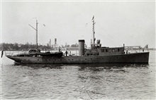 Coast and Geodetic Survey Ship NATOMA.In service 1919-1935.
