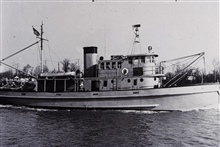 Coast and Geodetic Survey Ship MARMER.In service 1958-1968.Atlantic service